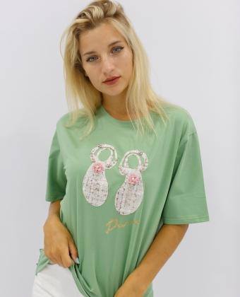 T-Shirt com Desenho