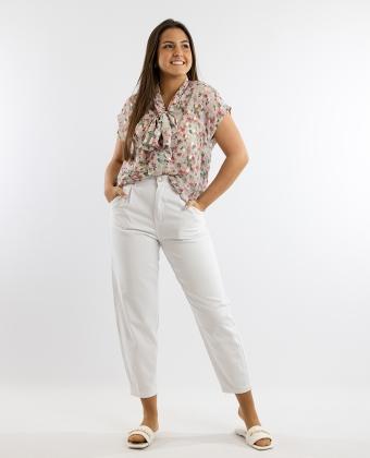 Jeans brancas